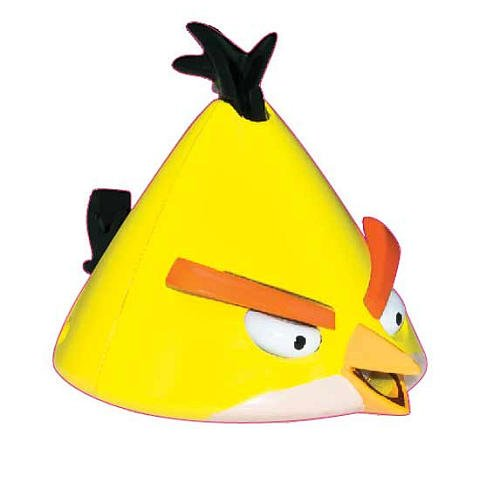 Angry Birds Morph Lite YELLOW Bird Flashlight - 1