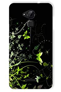 IndiaRangDe Case For Coolpad Note 3 (Printed Back Cover)