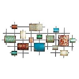 Geometric Shapes Modern Wall Art