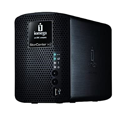 Iomega StorCenter ix2-200 2 TB (2 x 1TB) Network Storage Cloud Edition 35427 by Iomega