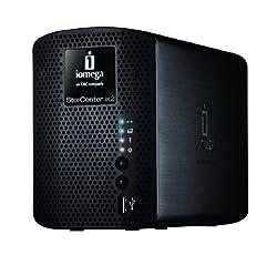 Iomega StorCenter ix2-200 2 TB (2 x 1TB) Network Storage Cloud Edition 35427