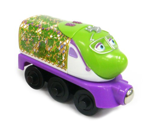 Chuggington Wooden Railway Camouflage Koko