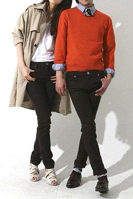 Dr. Denim Jeans Unisex SNAP , unisex, Colore: Marrone, Taglia: 24/32