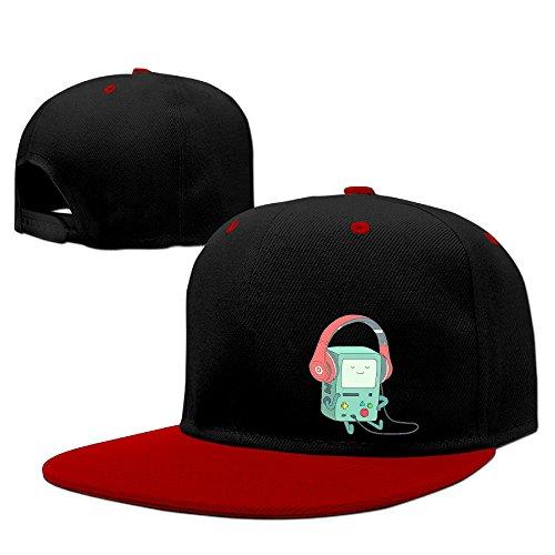 teenmax-cappellino-da-baseball-uomo-red-taglia-unica