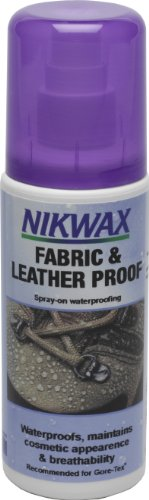 Nikwax Fabric & Leather Spray-On Waterproofing (Waterproofing Spray Boots compare prices)
