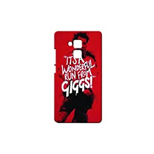 Bluedio Designer Printed Back case cover for Huawei Honor 5C - G3497