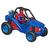 The Amazing Spider-Man Zoom N Go Cruiser 4x4