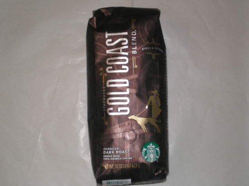Starbucks Gold Coast® Blend, Whole Bean Coffee (1Lb) front-571855