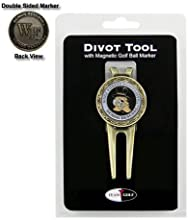 Wake Forest Demon Deacons Divot Tool and Ball Marker