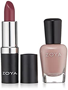 ZOYA Nail Polish, Cuddle Season Lips & Tips Duo, 1 fl. oz.