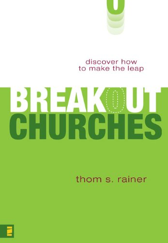Breakout Churches: Discover How to Make the Leap PDF