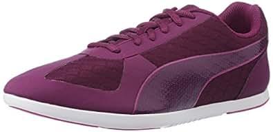 Puma Women's Modern Soleil Mu Magenta Purple Sneakers - 3 UK/India (35.5 EU)