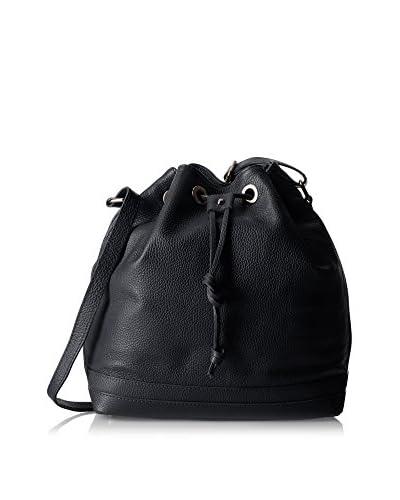 TORRENTE COUTURE Bolso saco Marla Azul Marino