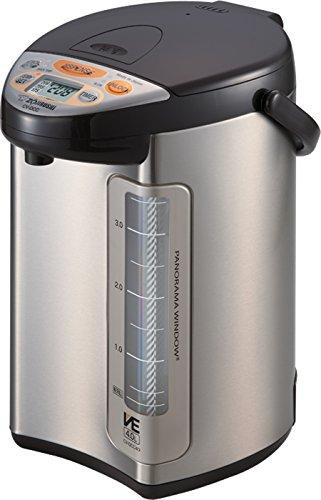 Zojirushi America Corporation CV-DCC40XT VE Hybrid Water Boiler and Warmer, 4-Liter, Stainless Dark Brown (Hot Water Boiler Dispenser compare prices)