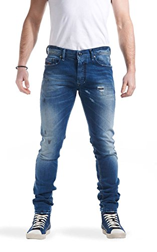 Diesel TEPPHAR 0850H L.32 jeans blu denim