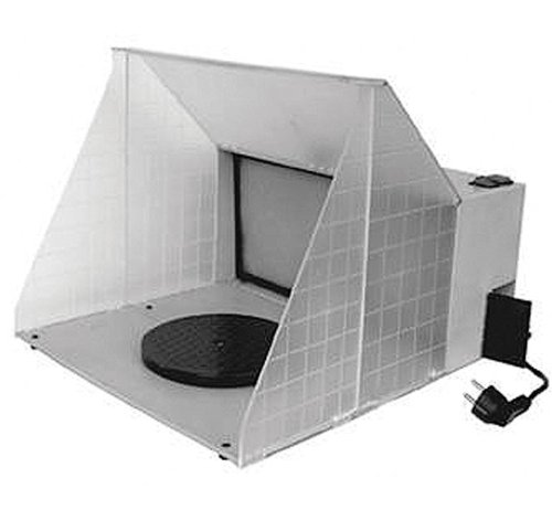 Paasche HSSB-16-13 Hobby Spray Booth, 16-Inch Wide by 13-Inch High