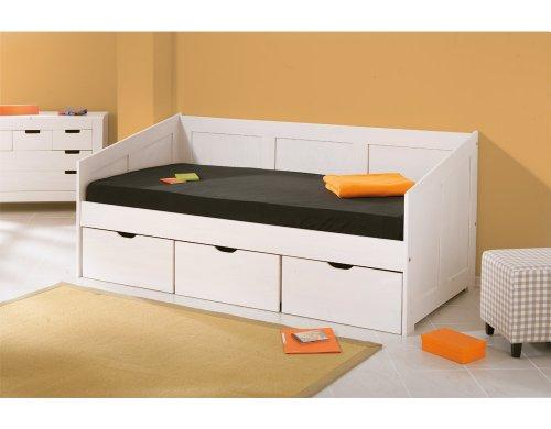 lit banquette pas cher. Black Bedroom Furniture Sets. Home Design Ideas