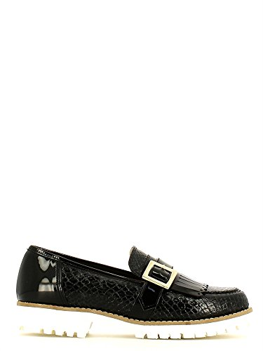 Grace shoes 7251 Mocassino Donna Nero 36