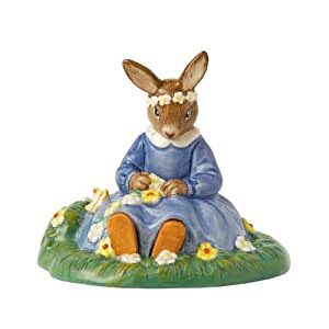 Bunnykins Barbara Makes a Daisy Chain Tableau 2014: Toys & Games