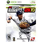 Major League Baseball 2K10 for XBOX 360