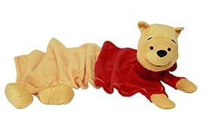 Cuddleuppets Winnie The Pooh Plush Puppet