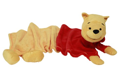 Cuddleuppets Winnie The Pooh Plush Puppet - 1