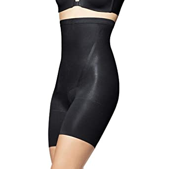 SPANX In-Power Line Super Higher Power, Black, size D