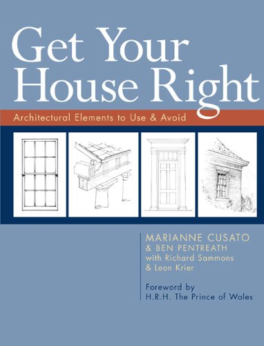 Get Your House Right: Architectural Elements