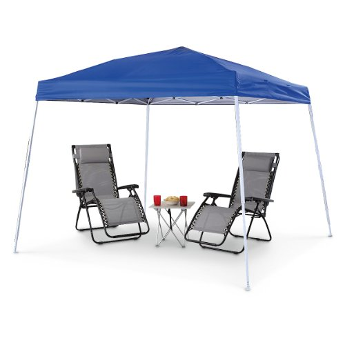 Best Guide Gear 10 x 10 Instant Pop Up Canopy Gazebo