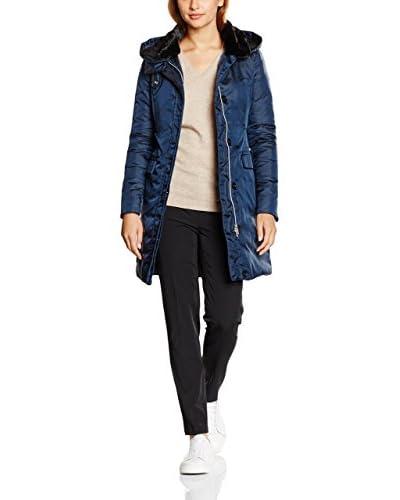 DEKKER Abrigo Azul Marino