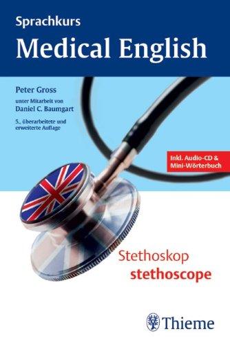 Medical English / mit Miniwörterbuch und CD: Miniwörterbuch, Abkürzungen, Maßeinheiten, Symbole