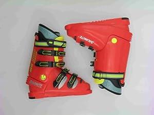 Buy New Dolomite MR990 Custom Red Ski Boots Mens Size by Dolomite