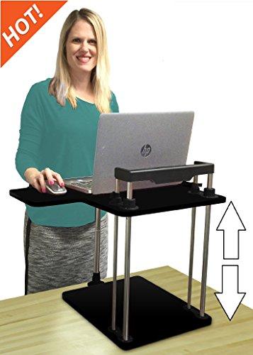 Best Buy! The UpTrak Sit/Stand Desk - New! from award-winning Stand Steady Standing Desks - converts...