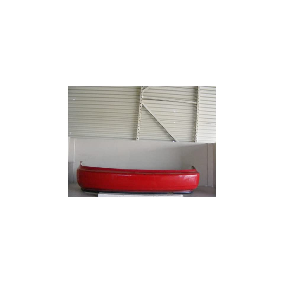 Honda Civic Coupe Sedan Rear Bumper Cover 92 95