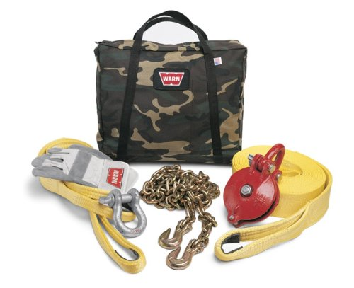 Check Out This WARN 29460 Heavy Duty Winching Accessory Kit