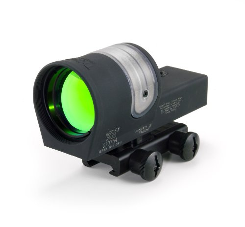 Reflex 6.5 Moa Dot Reticle (With Flattop Mount), Amber, 42 Mm