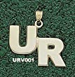 "Univ Of Richmond Virginia ""Ur"" 5/8"" Charm/Pendant"