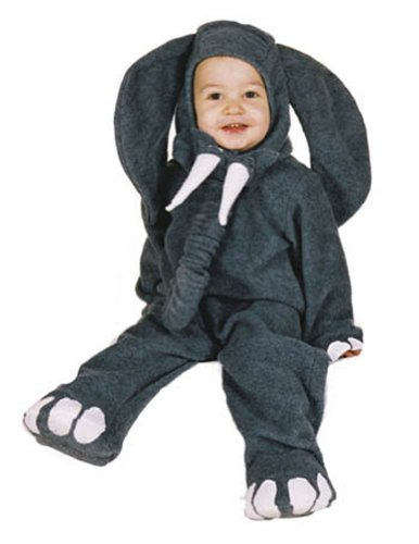 Baby-boys - Elephant Toddler Costume 18 To 24 Months Halloween Costume
