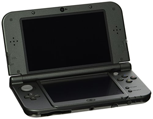 New Nintendo 3DS XL Black (Nintendo Ds Xl Console compare prices)