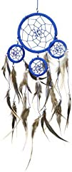 DreamCatcher ~ Blue DreamCatcher with…