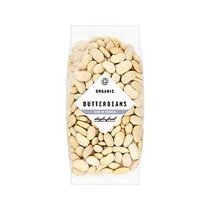Daylesford Organic Butter Beans 500g - Pack of 2