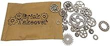 50x Steampunk Engranajes Gótico Colgante de metal-Varios colores a elegir
