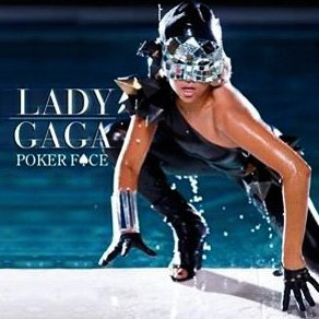 "Cover of ""Poker Face"""
