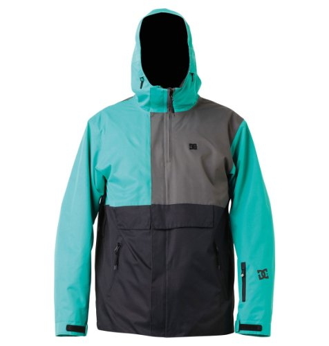 DC Paoli 13 Jacket – Men's Columbia Green/Black/Shadow, XL