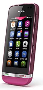 Nokia Asha 311 Rose Red