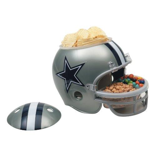 NFL Dallas Cowboys Snack Helmet