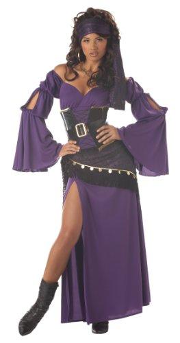 Mystic Seductress Costume