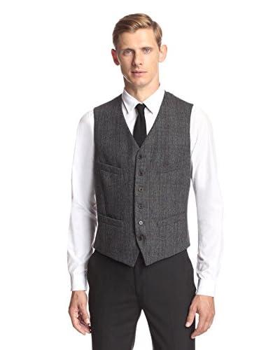 John Varvatos Men's Tailored Vest