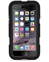 Griffin Survivor Custodia per iPhone 6, Nero