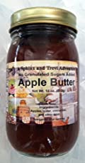 A Sphinx and Trevi Adventure All Natural Sugarless Apple Butter